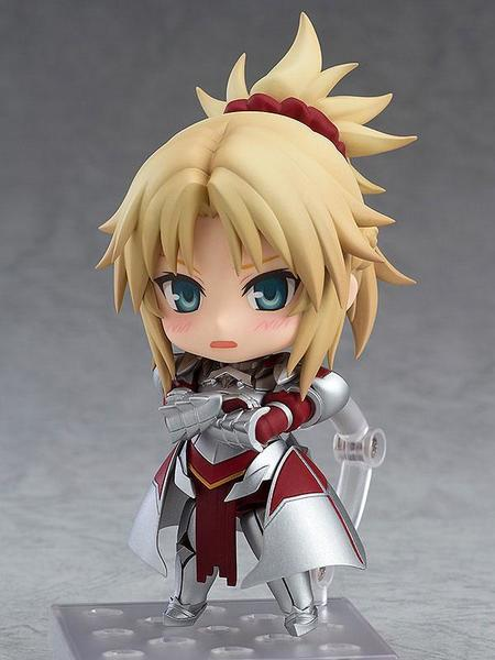 Fate/Apocrypha figurine Nendoroid Saber of Red Good Smile EPUISE