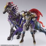 Final Fantasy Creatures Bring Arts figurine Odin Square Enix