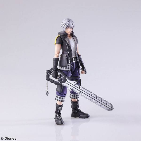 Kingdom Hearts III Bring Arts figurine Riku Square Enix