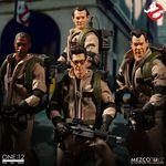 Ghostbusters 4 figurines 1/12 Deluxe Box Set Mezco