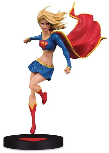 DC Designer Series statue Supergirl by Michael Turner DC Collectibles