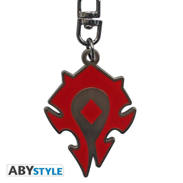 World Of Warcraft Porte-clés Horde Abystyle WOW