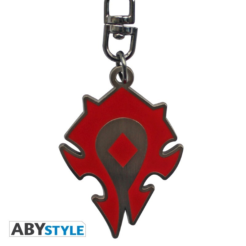 ABYstyle OVERWATCH Porte-cl/és Logo