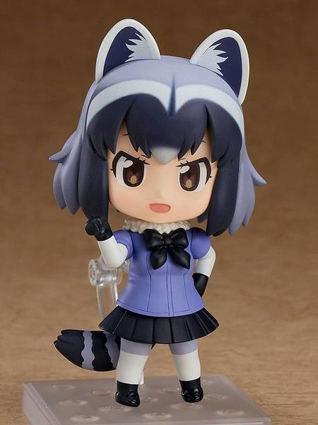 Kemono Friends figurine Nendoroid Common Raccoon Good Smile