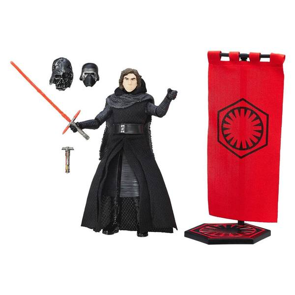 Star Wars Episode VII Black Series figurine Kylo Ren 2016 Exclusive Hasbro
