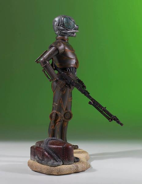 Star Wars statue Collectors Gallery 4-LOM Gentle Giant