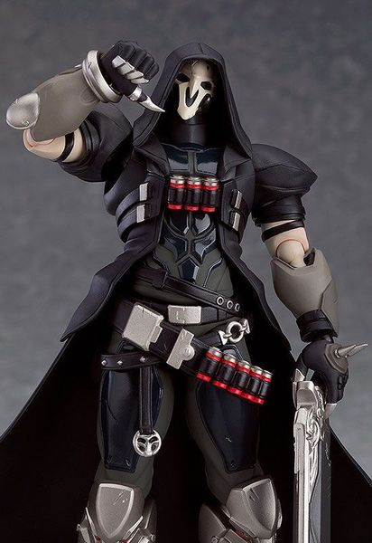 Overwatch figurine Figma Reaper Good Smile Company