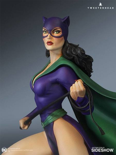 DC Comics statue Super Powers Collection Catwoman DC Collectibles