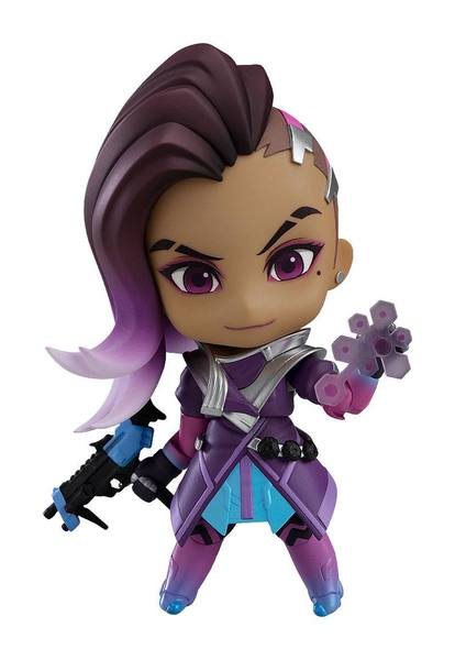 Overwatch figurine Nendoroid Sombra Classic Skin Edition Good Smile