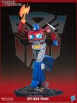 Transformers statue Classic Scale Optimus Prime 27 cm Pop Culture Shock
