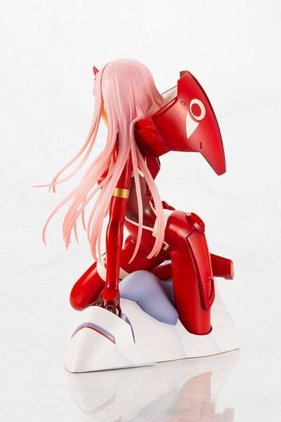 Darling in the Franxx statue Zero Two Kotobukiya