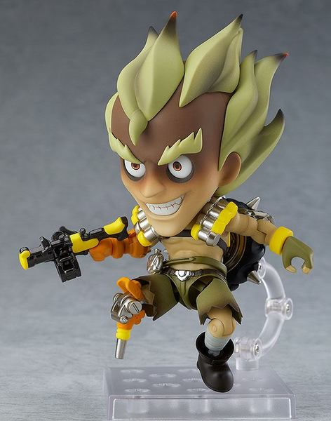Overwatch figurine Nendoroid Junkrat Classic Skin Edition Good Smile
