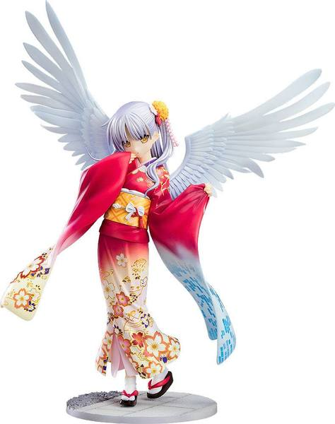 Angel Beats! statue Kanade Tachibana Haregi Good Smile