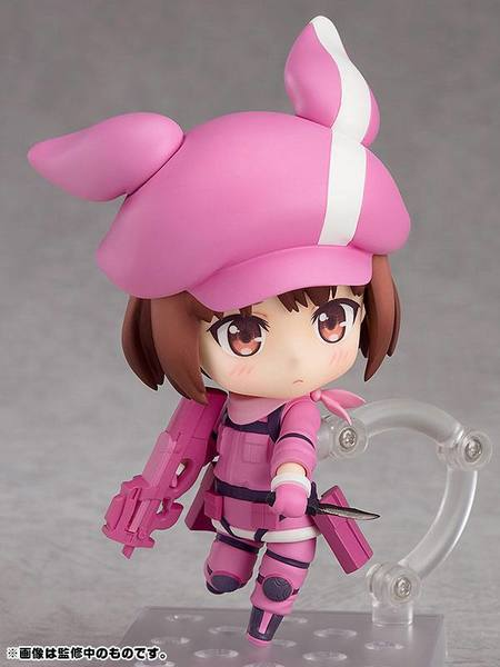Sword Art Online Alternative Gun Gale Online Nendoroid figurine Llenn Good Smile