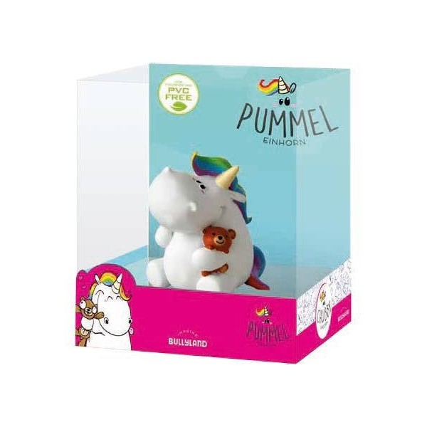 Chubby Unicorn figurine Chubby Licorne with Teddy Single Pack