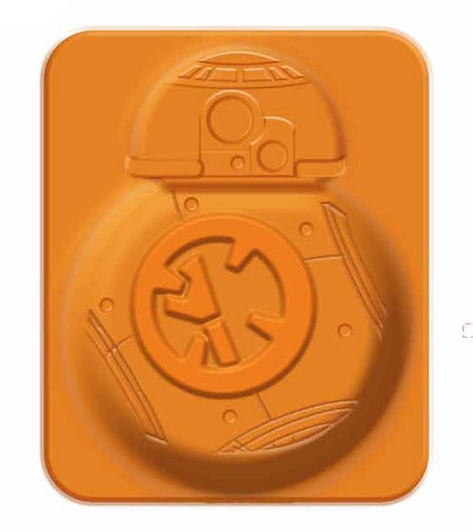 Star Wars Episode VII moule en silicone BB-8