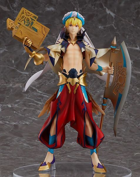 Fate/Grand Order statue Caster/Gilgamesh Orange Rouge