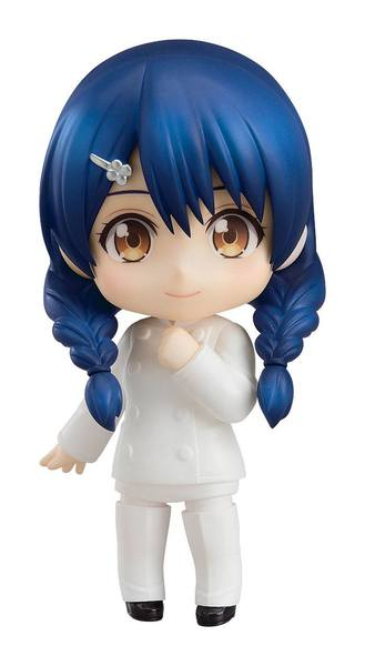 Food Wars! Shokugeki no Soma The Third Plate figurine Nendoroid Megumi Tadokoro Good Smile