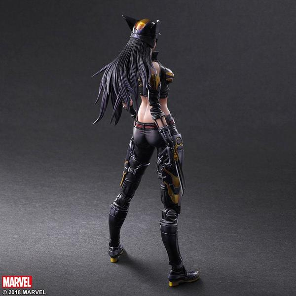 Marvel Comics Variant Play Arts Kai figurine X-23 Square Enix