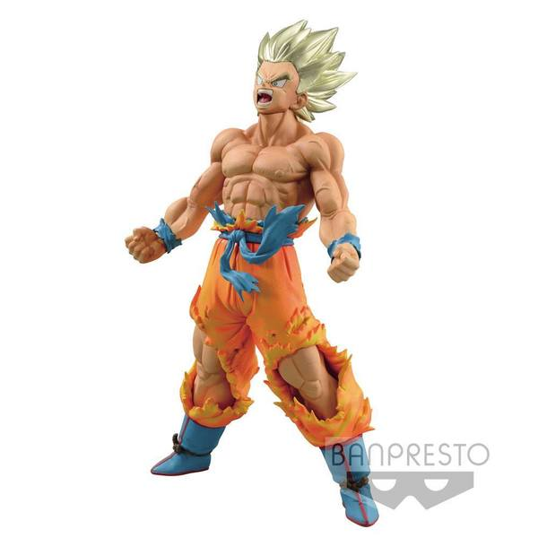 Dragonball Z Blood of Saiyans figurine Son Goku Banpresto
