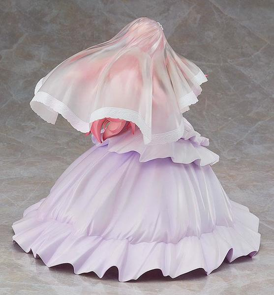 Zero No Tsukaima statue Louise Finale Wedding Dress Good Smile