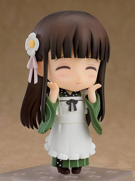 Is the Order a Rabbit figurine Nendoroid Chiya Good Smile
