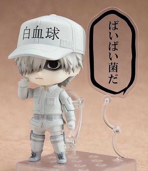 Cells at Work! figurine Nendoroid White Blood Cell Good Smile