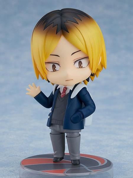 Haikyu!! figurine Nendoroid Kenma Kozume Uniform  Orange Rouge