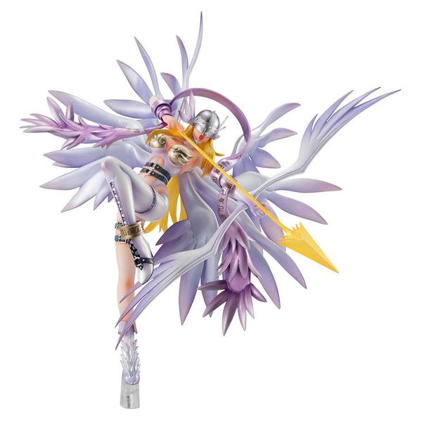 Digimon statue G.E.M. Angewomon Holy Arrow Ver. Deluxe Megahouse