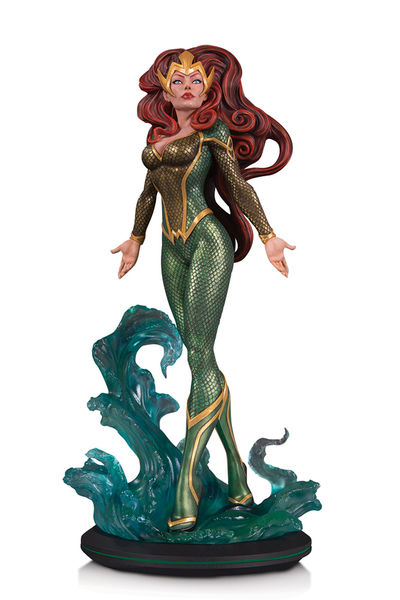 Aquaman DC Cover Girls statue Mera DC Collectibles
