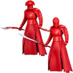 Star Wars Episode VIII pack 2 statues ARTFX+ Elite Praetorian Guards Kotobukiya