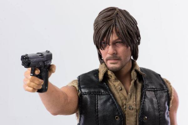 The Walking Dead figurine Daryl Dixon ThreeZero