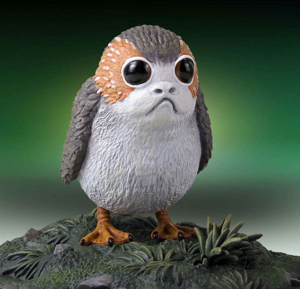 Star Wars serre-livres Porgs 30 cm Gentle Giant