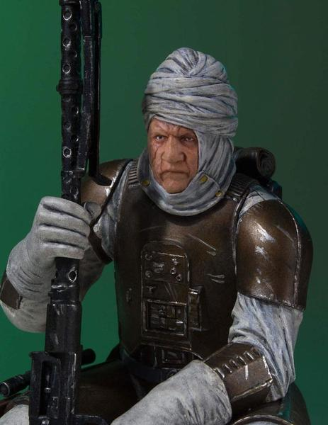 Star Wars statue Collectors Gallery Dengar Gentle Giant