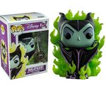 Maleficent POP! Disney 232 figurine Maleficent Green Flame Funko CHASE Edition