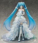 Character Vocal Series 01 statue Hatsune Miku Wedding Dress Freeing