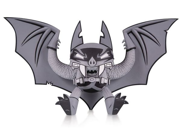 DC Artists Alley Figurine Batman by Joe Ledbetter Black & White Version DC Collectibles