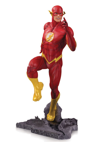 DC Core statue The Flash 23 cm DC Collectibles