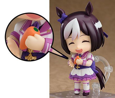 Uma Musume Pretty Derby figurine Nendoroid Special Week Good Smile