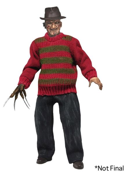 Nightmare on Elm Street figurine Freddy Krueger Neca