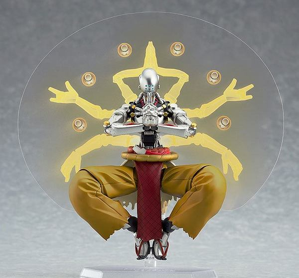 Overwatch figurine Figma Zenyatta Good Smile