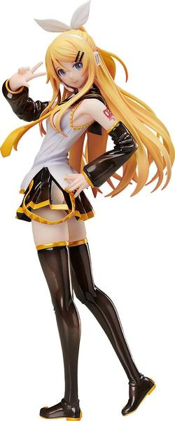 Character Vocal Series 02 statue Kagamine Rin: Rin-chan Now! Adult Ver. Freeing
