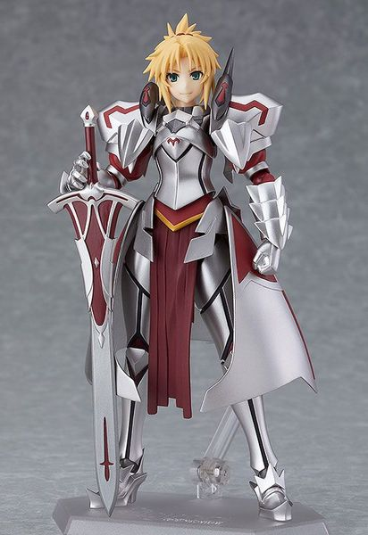 Fate/Apocrypha figurine Figma Saber of Red Max Factory