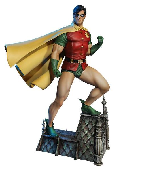DC Comics statue Super Powers Collection Robin Tweeterhead Batman