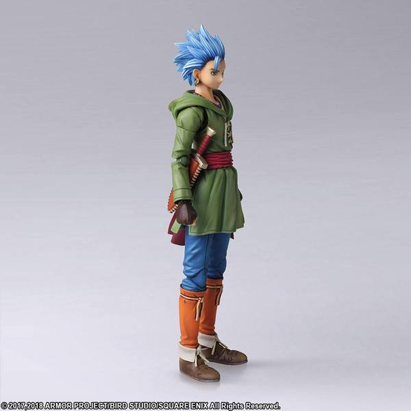Dragon Quest XI Echoes of an Elusive Age figurine Bring Arts Erik Square Enix