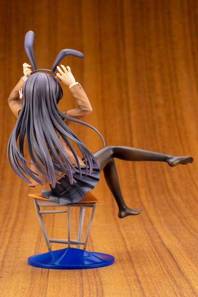 Rascal Does Not Dream of Bunny Girl Senpai statue Mai Sakurajima Kotobukiya
