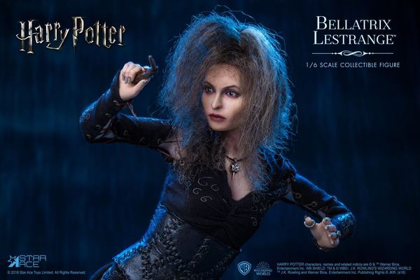 "Harry Potter My Favourite Movie figurine Bellatrix Lestrange Deluxe 12"" Star Ace"