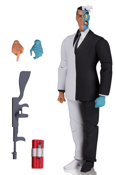 Batman The Animated Series figurine Two-Face DC Collectibles