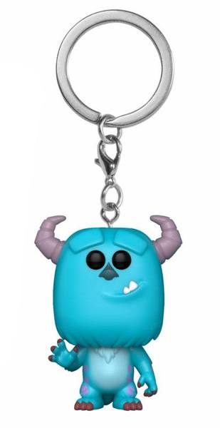 Monstres & Cie porte-clés Pocket POP! Vinyl Sulley Funko
