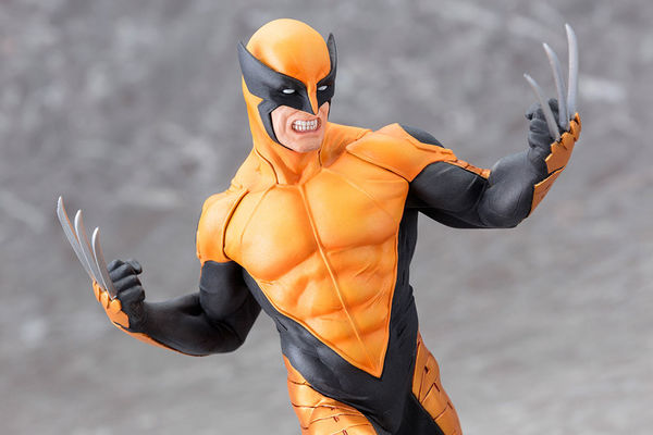 Marvel Now! statue ARTFX+ Wolverine Kotobukiya X-Men